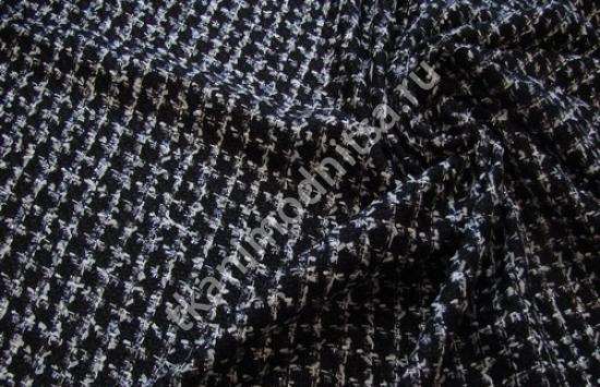 Ткань плательно-костюмная арт.92-218 шир.152 см пр-во Франция