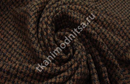 Ткань плательно-костюмная арт.92-657 шир.152 см пр-во Италия