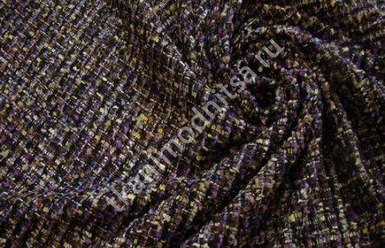 Ткань пальтово-костюмная  арт.92-686 шир.148 см пр-во Франция