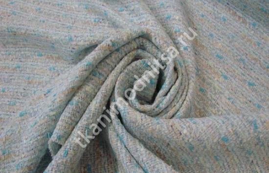 Ткань плательно-костюмная арт.92-693 шир.150 см пр-во Франция