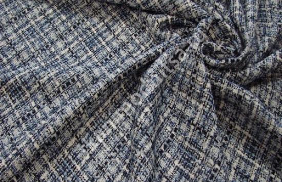 Ткань плательно-костюмная арт.92-695 шир.156 см пр-во Франция