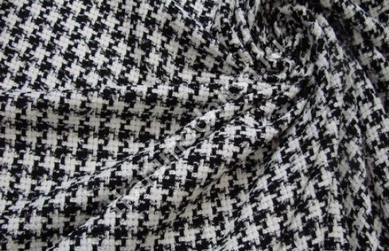 Ткань плательно-костюмная арт.92-697 шир.154 см пр-во Франция