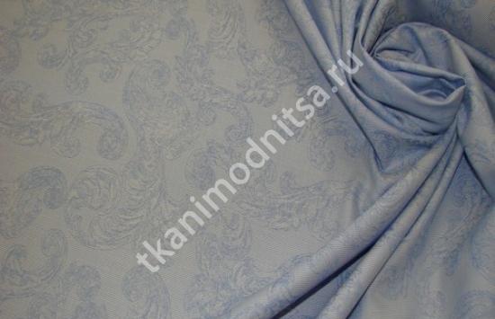 ткань сорочечная арт.93-539,шир.150 см пр-во Италия
