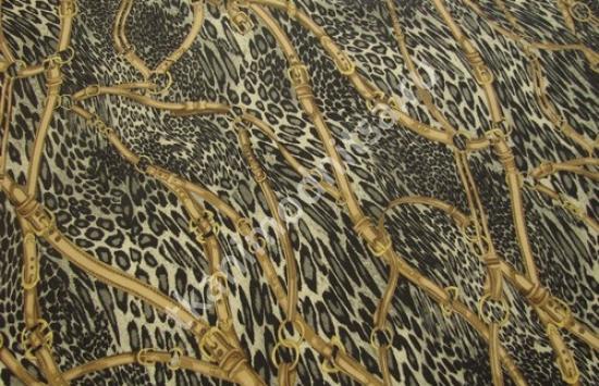 Ткань плательная арт.86-505 шир.150 см пр-во Италия