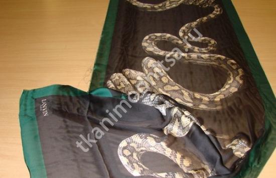 арт.85-1002 пр-во Италия опт.цена шарф длиной 215 см х 68 см