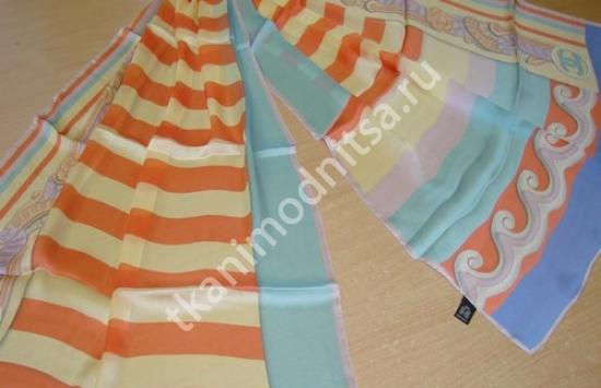 арт 85-988 пр-во Италия, шарф длиной 175 см