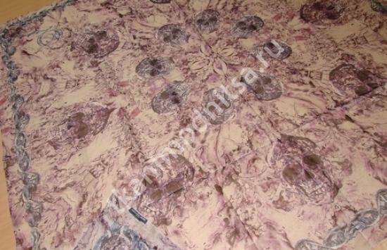 арт 85-996 пр-во Италия, платок 135 х 135 см