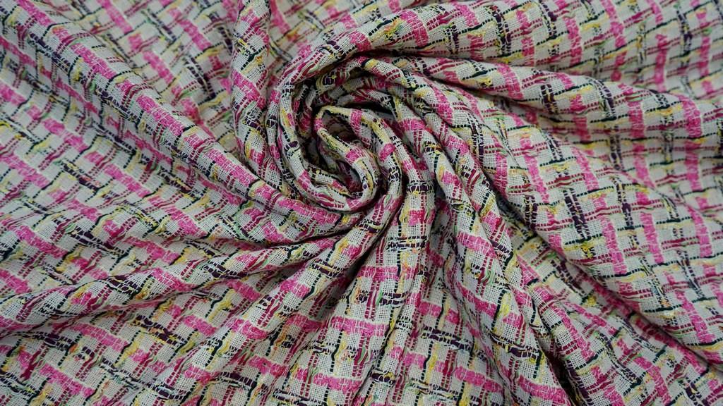 ВНИМАНИЕ !!! НОВИНКИ !!! ткани в стиле ШАНЕЛЬ 1972 руб.!!!