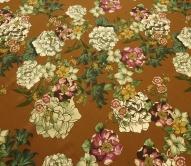 Плательные набивные ткани шерсть, натуральный шелк, вискоза