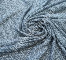 Ткань плательная штапель арт.91-675 шир.140 см пр-во Италия