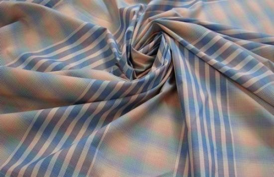 ткань сорочечная арт.88-495,шир.153 см пр-во Италия