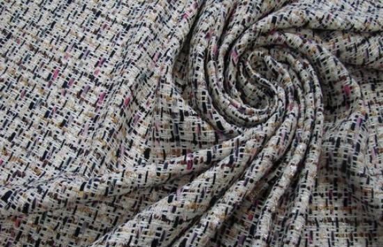 Ткань плательно-костюмная арт.95-113 шир.148 см пр-во Франция