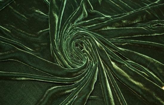 Шелковый бархат арт.87-722 шир.135 см пр-во Италия