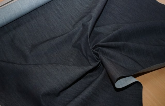 джинсовая ткань арт.88-349, шир.143 см пр-во  Италия