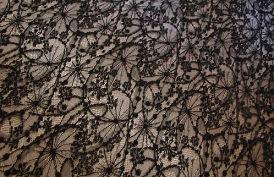 Кружево арт.90-120 шир.110 см пр-во Франция