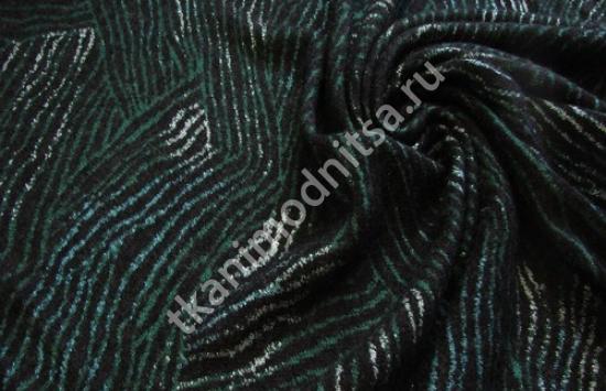 трикотаж пальтовый арт.79-592,шир.118 см, пр-во Италия