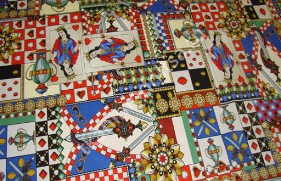 Ткань плательно-костюмная арт.93-443 пр-во Италия,шир.150 см