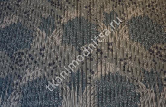 Ткань плательная лен арт.93-227,шир.150 см пр-во Италия