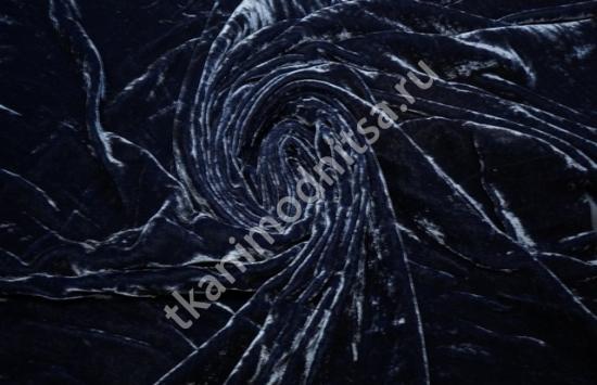 Шелковый бархат арт.87-775 шир.135 см пр-во Италия