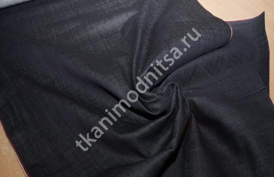 джинсовая ткань арт.88-345,шир.81 см пр-во  Япония