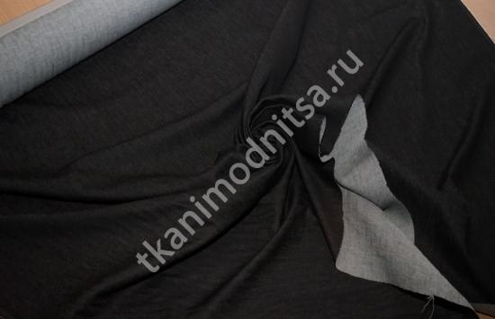 джинсовая ткань арт.88-347,шир.162 см пр-во   Италия