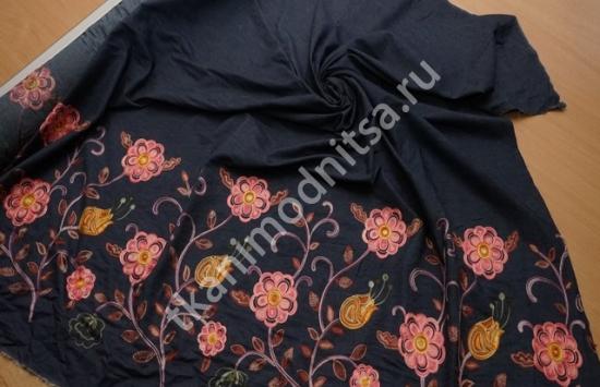 джинсовая ткань арт.88-363 пр-во Италия,шир.152 см
