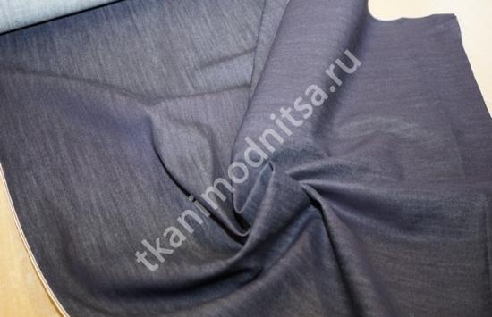 джинсовая ткань арт.88-344,шир.78 см пр-во  Япония