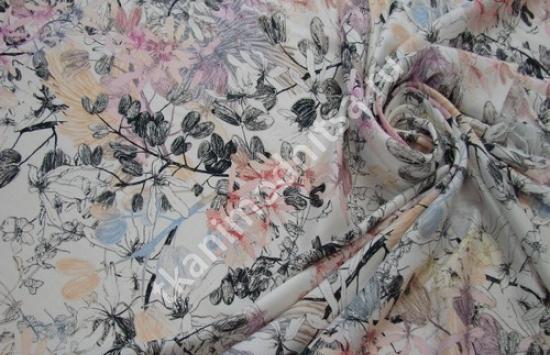 ткань плательная штапель арт.94-145 пр-во Италия,шир.143 см