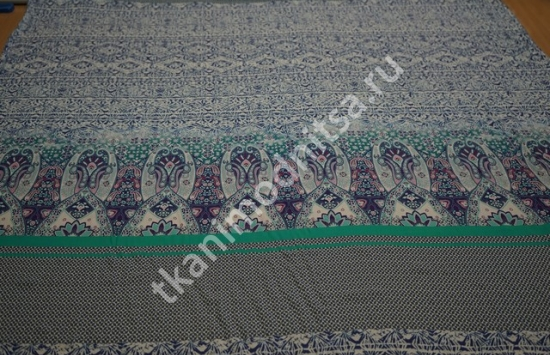 ткань плательная штапель арт.94-191 пр-во Италия,шир.143 см