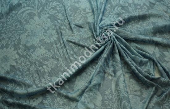 ткань плательная штапель арт.94-197 пр-во Италия,шир.145 см