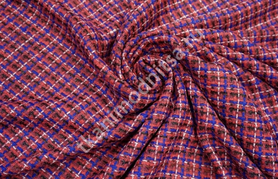 Ткань плательно- костюмная арт.95-130 шир.132 см пр-во Италия