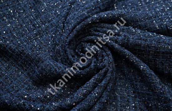 Ткань плательно- костюмная арт.95-133 шир.147 см пр-во Италия