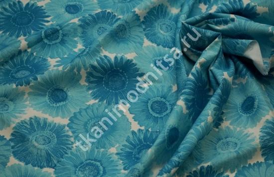 Ткань джинс хб арт.91-268 пр-во Италия,шир.156 см