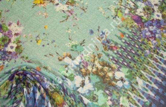 Ткань плательная арт.89-757 шир.140 см пр-во Италия