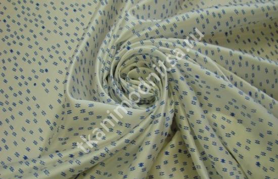 ткань сорочечная арт.92-598,шир.140 см пр-во Италия