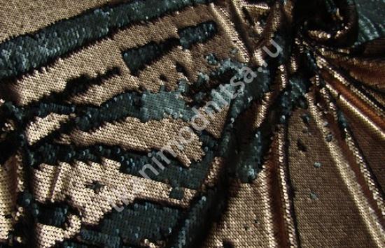 трикотаж с пайетками арт.87-720 пр-во Италия,шир.150 см