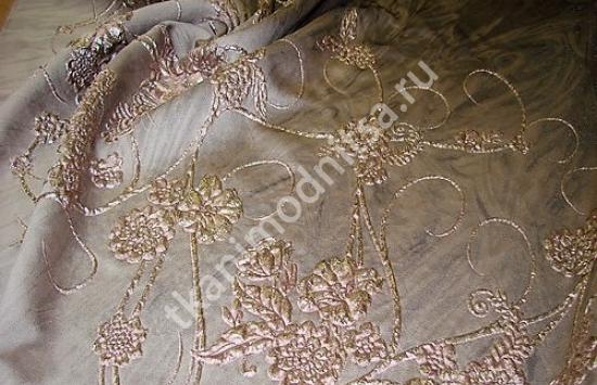 ткань жаккардовая арт.94-907 пр-во Италия,шир.138 см