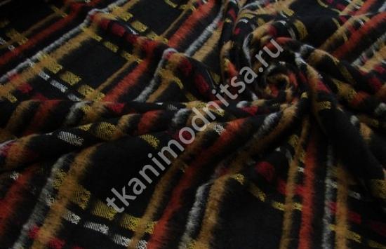 ткань пальтовая арт.93-830 пр-во Италия,шир.165 см