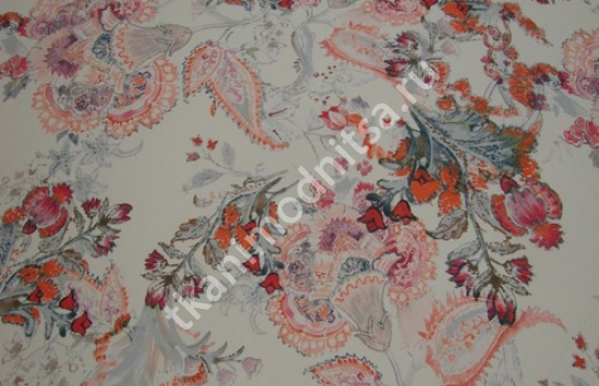 Ткань плательная шерсть  арт.94-806 шир.152 см пр-во Италия