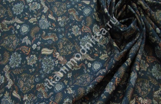 ткань сорочечная арт.93-569,шир.150 см пр-во Италия