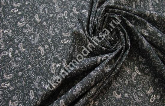 ткань сорочечная арт.93-572,шир.142 см пр-во Италия