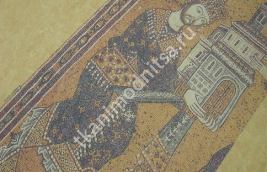 Ткань плательная арт.89-740 шир.150 см пр-во Италия