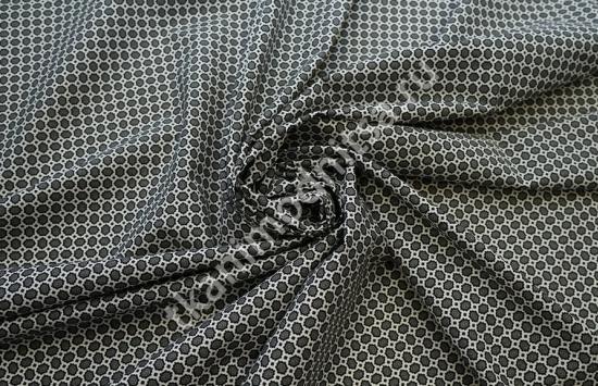 Ткань сорочечная арт.93-591, шир. 150 см пр-во Италия