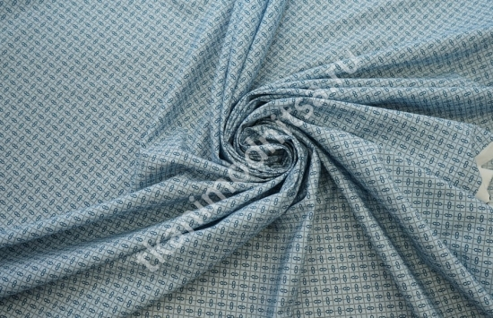 Ткань сорочечная арт.93-593, шир. 150 см пр-во Италия