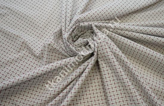 Ткань сорочечная арт.93-594, шир. 150 см пр-во Италия