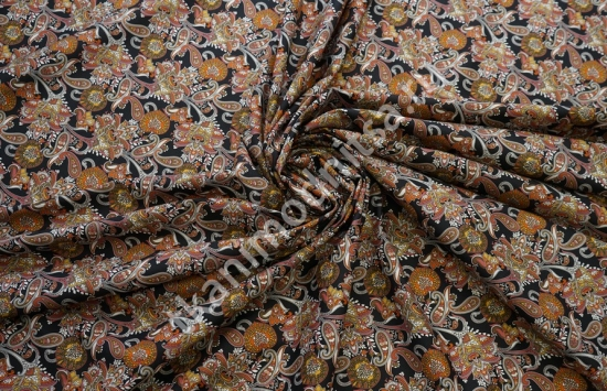 Ткань сорочечная арт.93-595, шир. 150 см пр-во Италия