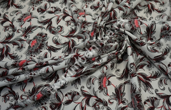 Ткань сорочечная арт.93-597, шир. 153 см пр-во Италия