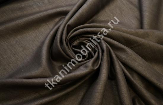 Ткань плательно-костюмная  лен арт.93-256,шир.154 см пр-во Италия