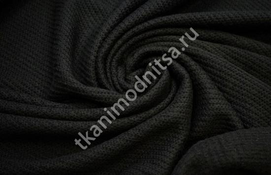 Трикотаж пальтовый шерсть акрил арт.87-579 шир.145 см пр-во Италия