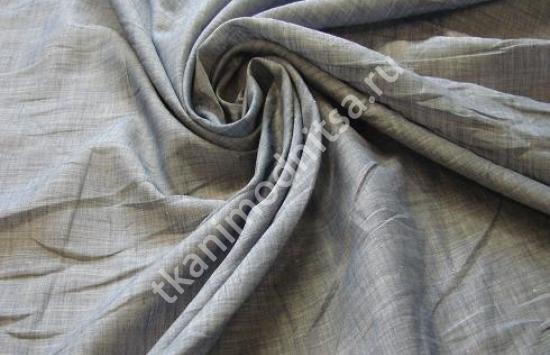 лен плательно-блузочный арт.80-809,шир.150 см пр-во Италия